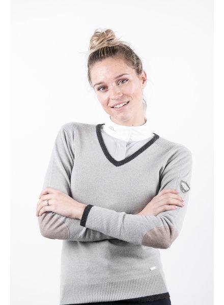 Alessandro Albanese Asti Ladies Sweater Stone