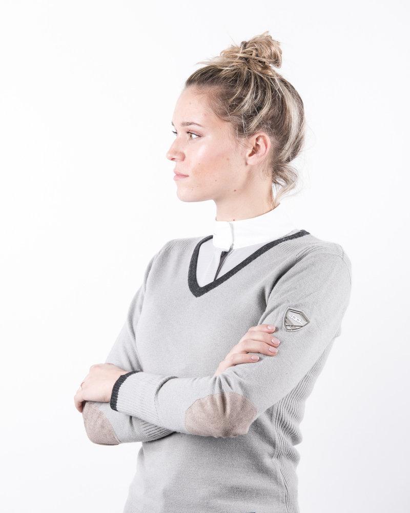 Alessandro Albanese AA Asti Ladies Sweater Stone