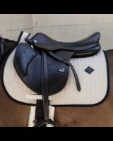 Kentucky Saddle Pad Softshell Jumping Beige
