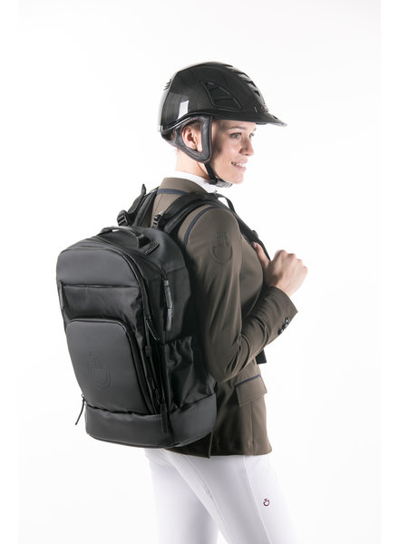 Cavalleria Toscana Backpack Black
