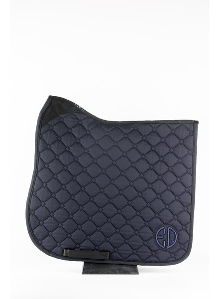 "Equiline New All Over Quilt ""EQ"" Navy FDNX"