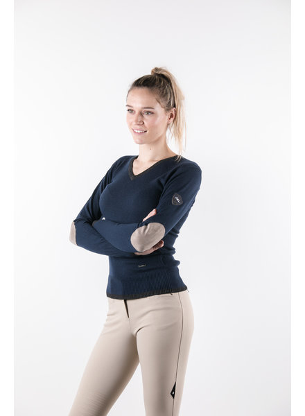 Alessandro Albanese Asti Ladies Sweater Ombre Blue