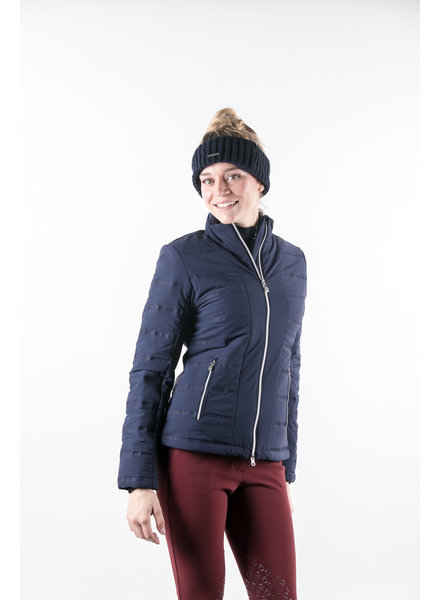 Harcour Agnes Woman Padded Jacket Navy