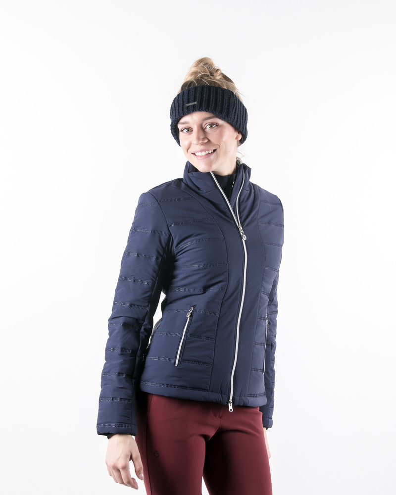 Harcour Harcour Agnes Woman Padded Jacket Navy