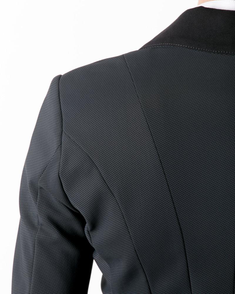 Cavalleria Toscana CT GP Riding Jacket Black/Grey