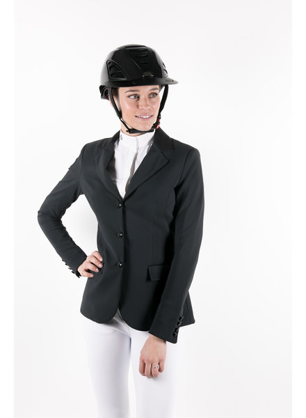 Cavalleria Toscana GP Riding Jacket Black/Grey