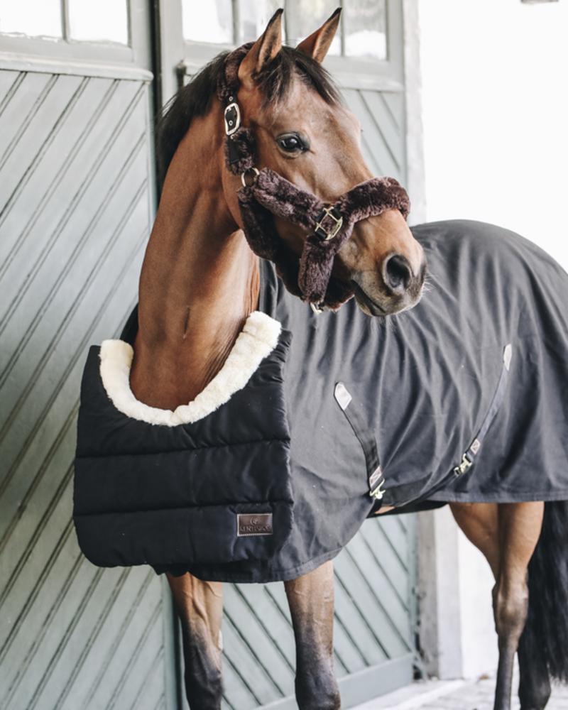 Kentucky Horse Bib Winter Black