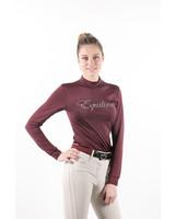 Equiline Women's Turtleneck L/S Port Royale