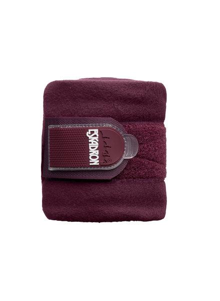 Eskadron Fleece Bandage Blackberry