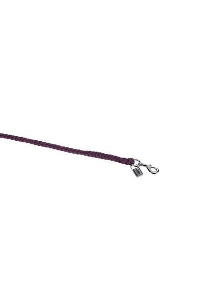 Eskadron NB Lead rope Musketon Silver Blackberry