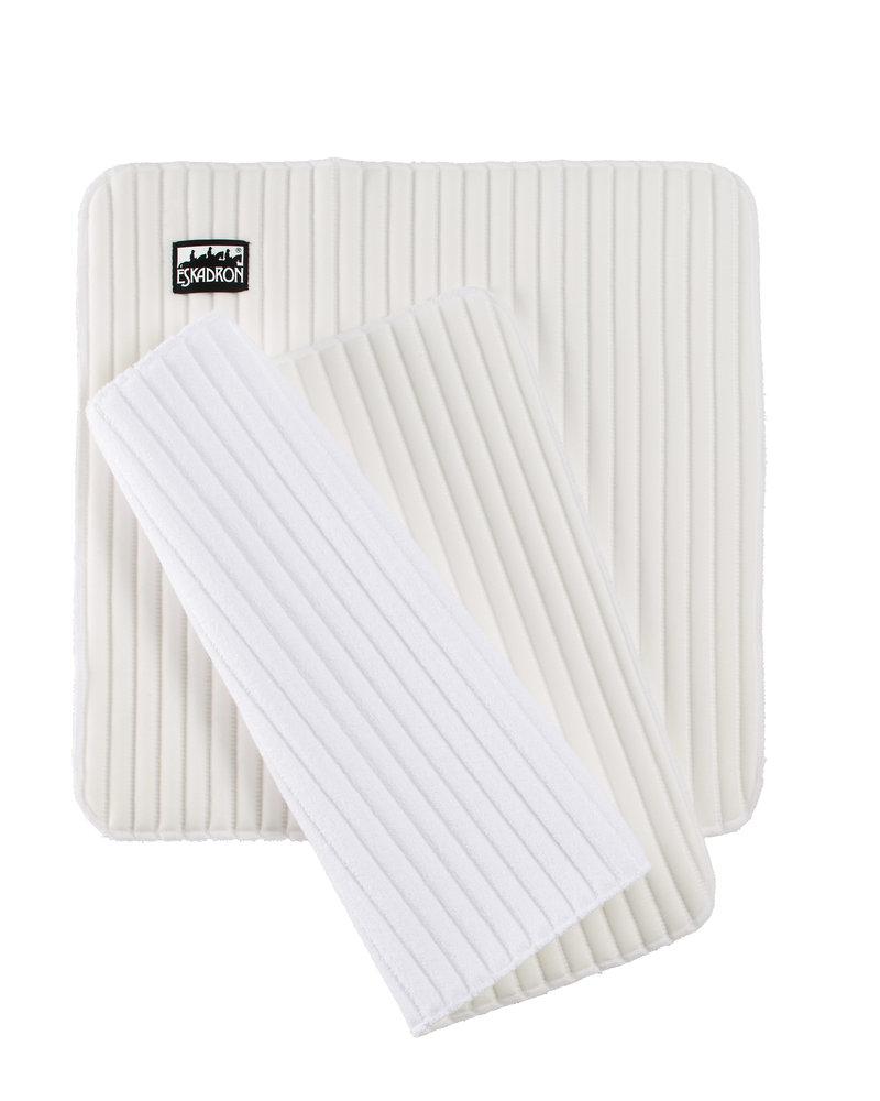 Eskadron Eskadron Climatex Bandage pads Full White