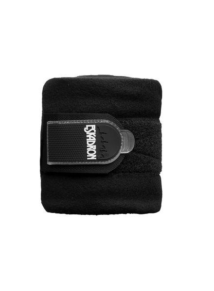 Eskadron Fleece Bandages Black
