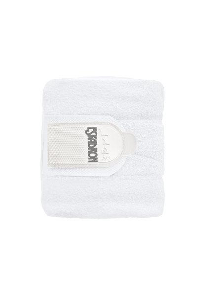 Eskadron Fleece Work Bandages White
