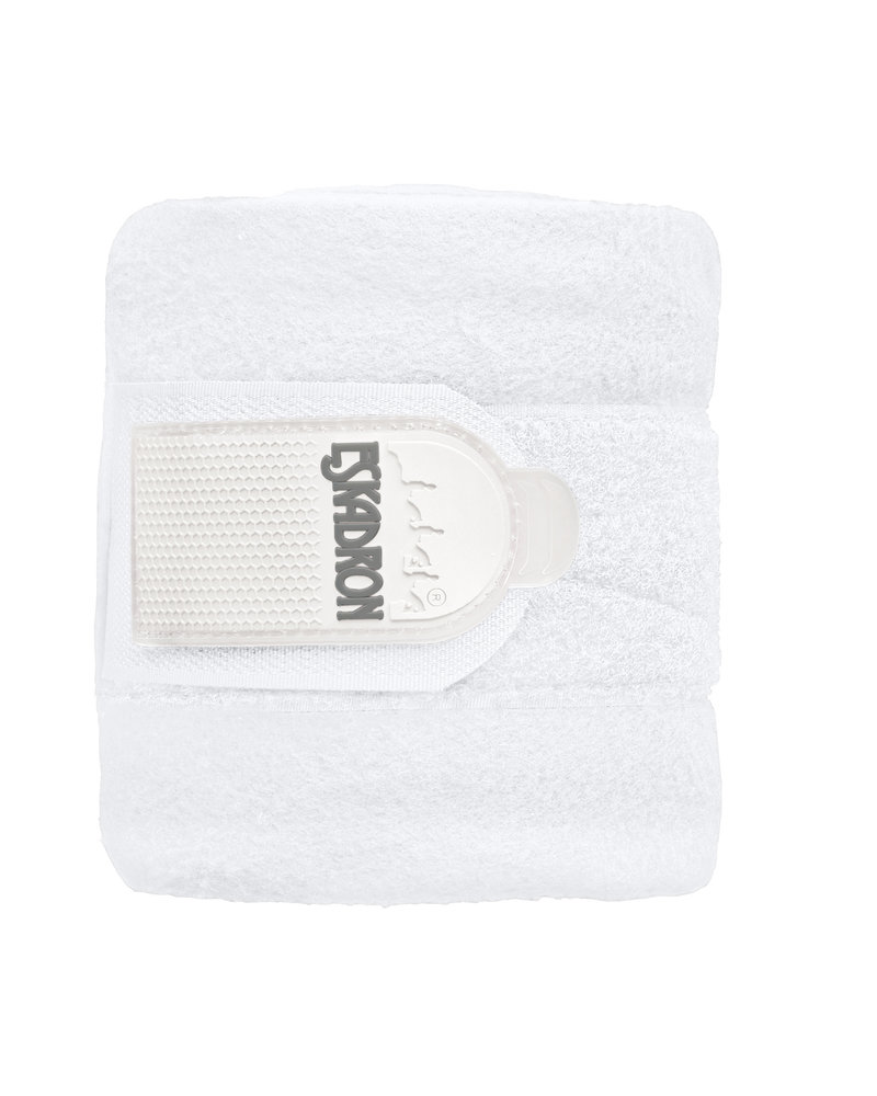 Eskadron Eskadron Fleece Work Bandages White