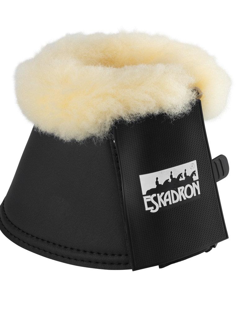 Eskadron Eskadron Bell Boots Artificial Leather Black With Lambskin