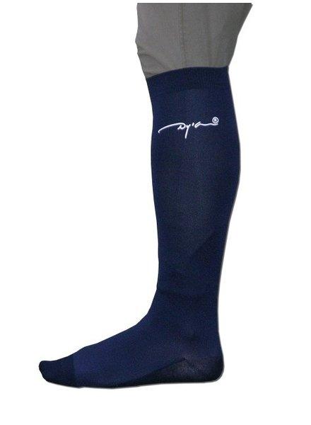 Dy'on Logo Socks Navy