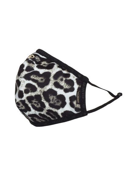 Goldbergh Loes Mask Leopard
