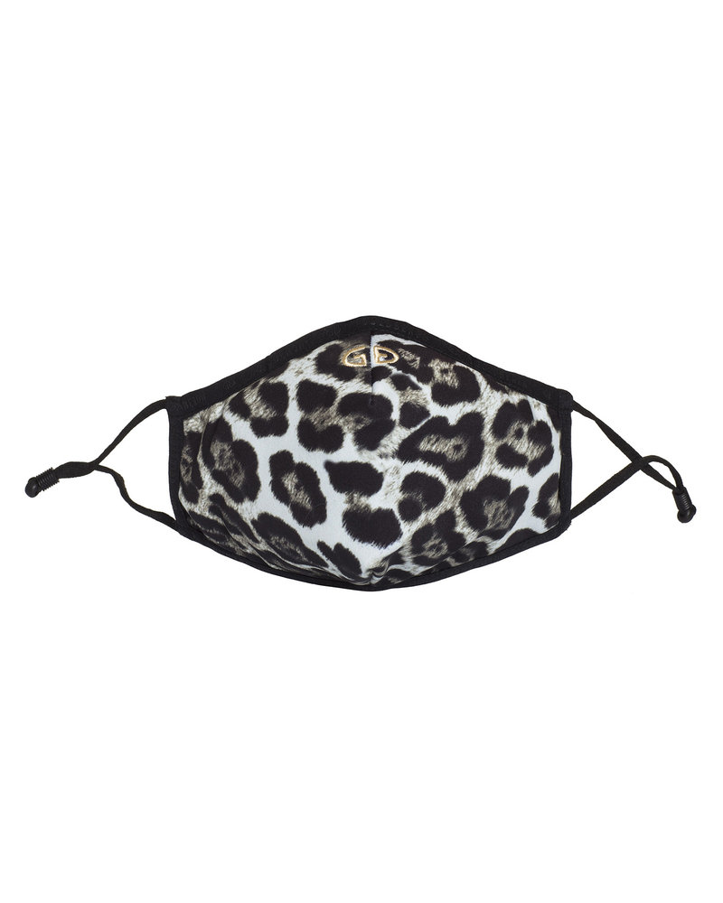 Goldbergh Goldbergh Loes Mask Leopard