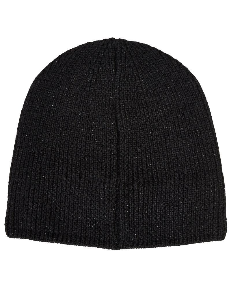 Eskadron Eskadron Knit Cap Women Sparkle Black
