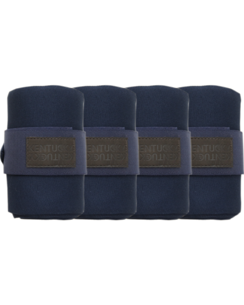 Kentucky Kentucky Repellent Stable Bandages Set of 4 Navy