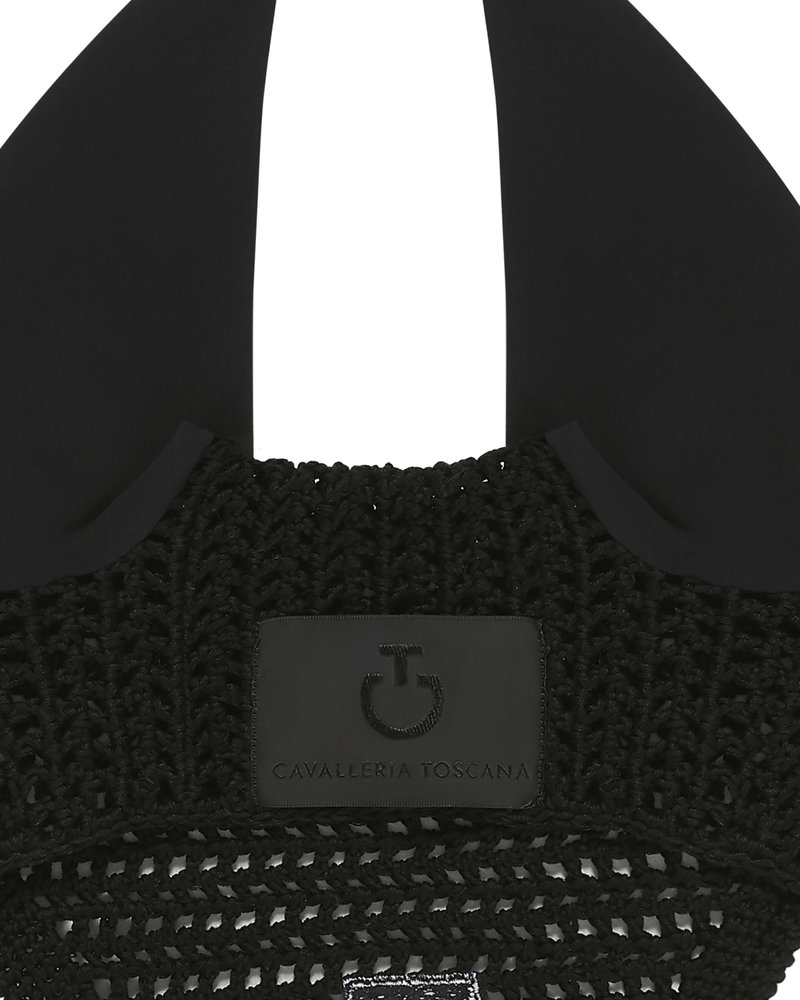 Cavalleria Toscana CT Light Weight CT Crochet Earnet Black