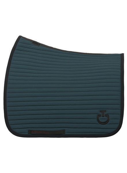 Cavalleria Toscana Quilted Row Jersey Jumping Saddle Pad 5C99