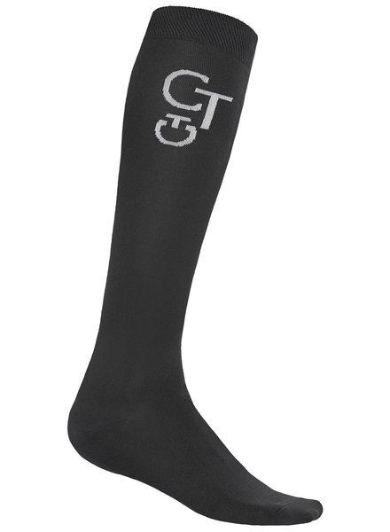 Cavalleria Toscana Letters & Logo Socks