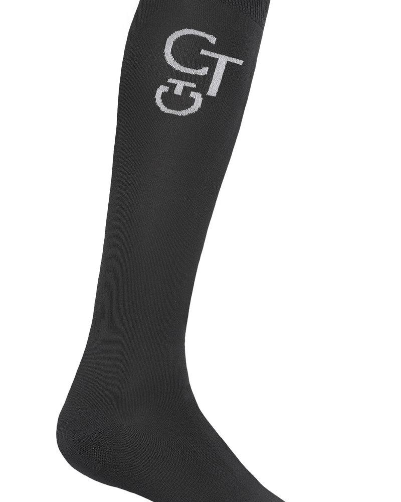 Cavalleria Toscana CT Letters & Logo Socks
