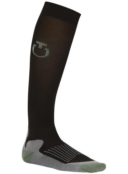 Cavalleria Toscana Ultimate Work Socks Black 995A