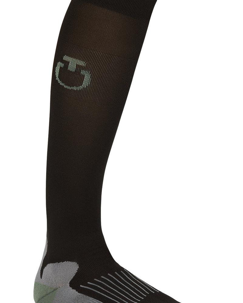 Cavalleria Toscana CT Ultimate Work Socks Black 995A