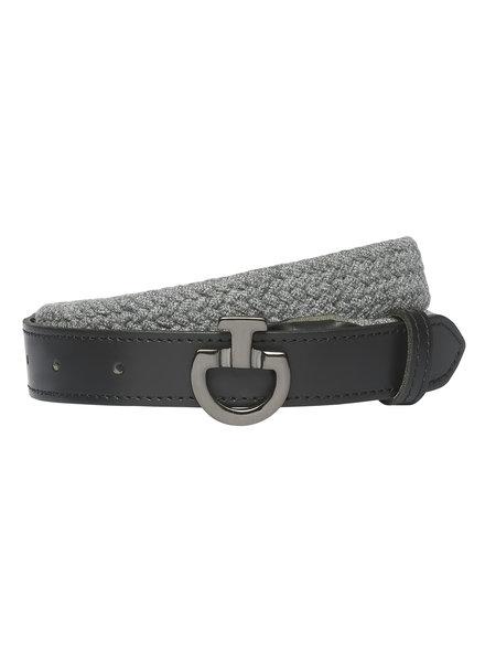 Cavalleria Toscana Young Rider Belt Grey