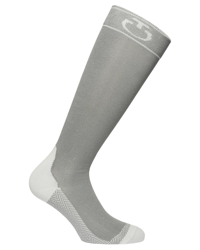 Cavalleria Toscana CT Work Socks Gray