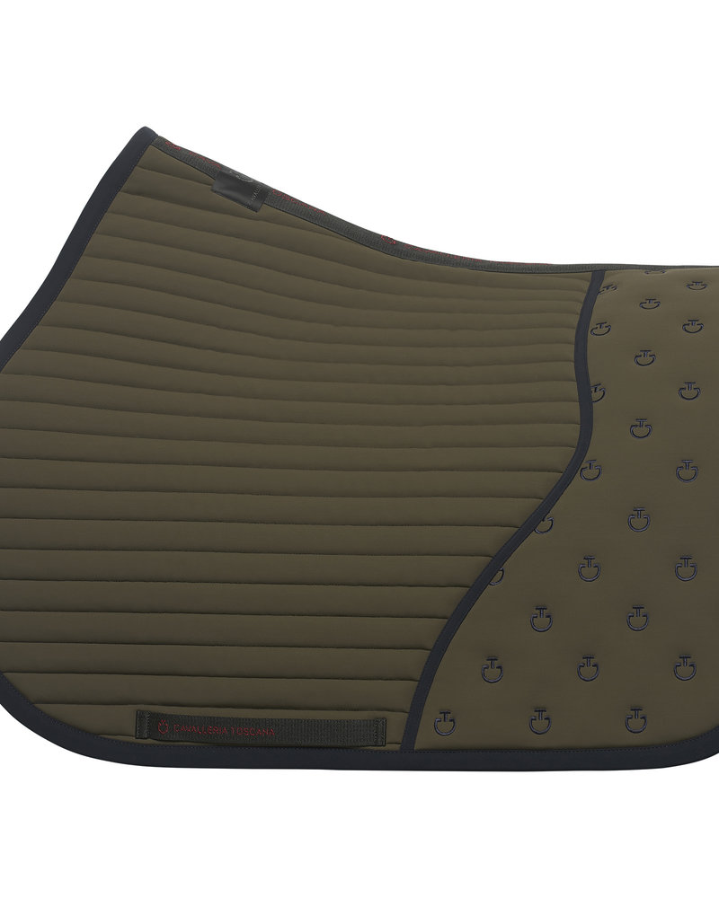 Cavalleria Toscana CT Quilted Insert Jumping Saddle Pad 5A79