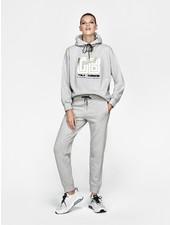 Goldbergh Fania Pant Knitted Gray Melange