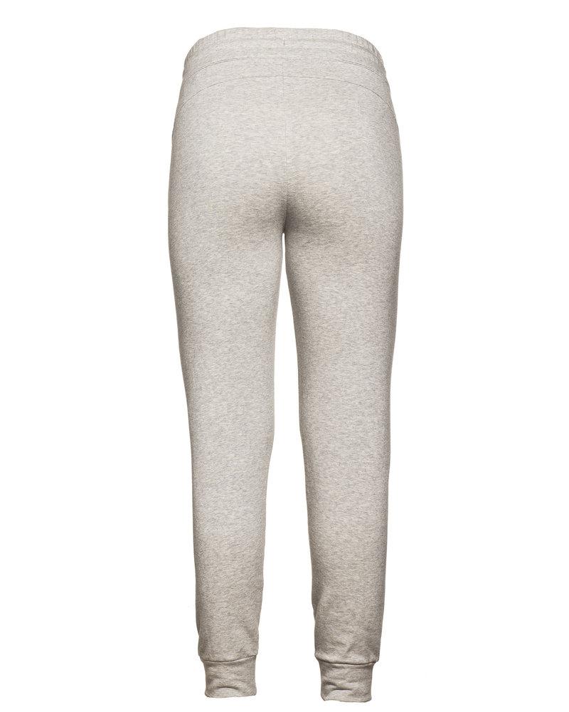 Goldbergh Goldbergh Fania Pant Knitted Gray Melange
