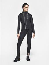 Goldbergh Jabet Hooded Jacket Knitted Black