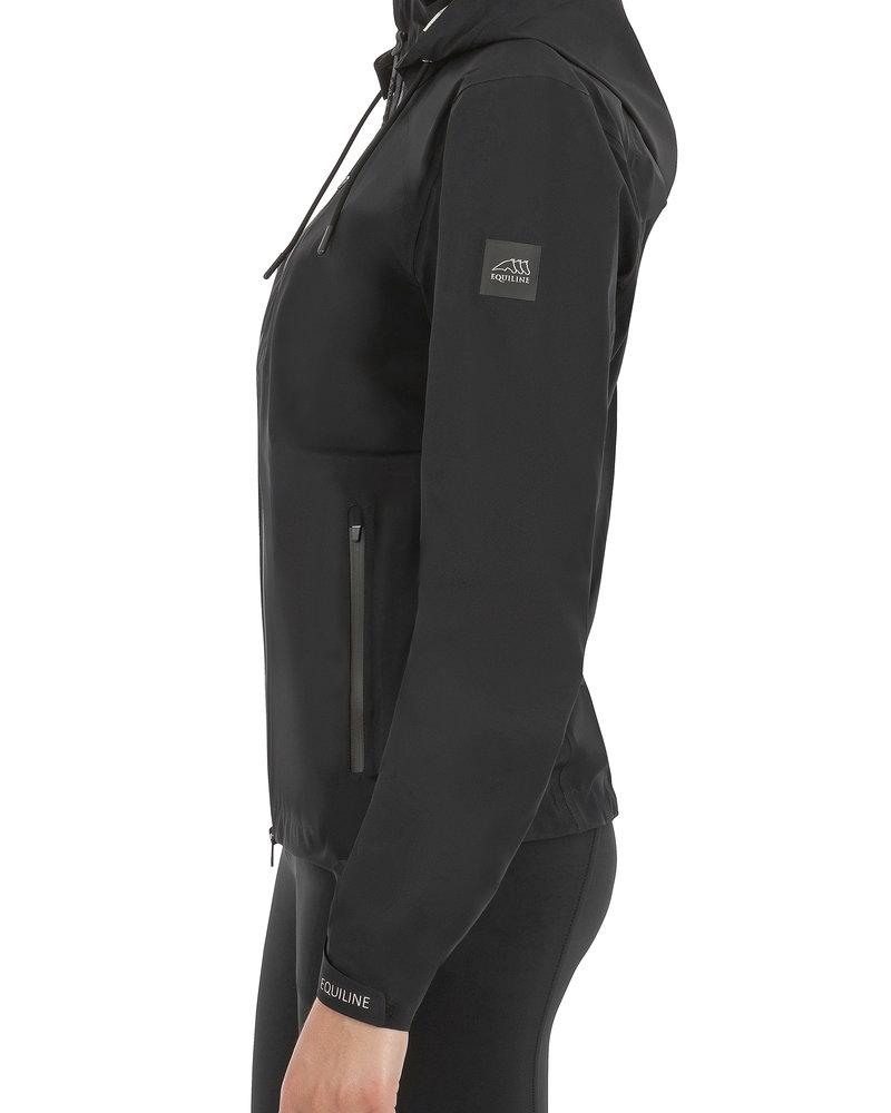 Equiline Equiline Women's Waterproof JKT Cate Black