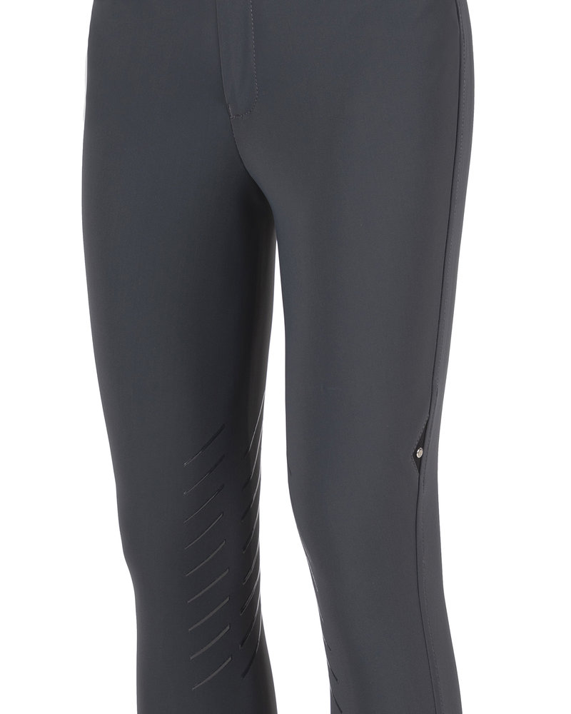 Equiline Equiline Men's Riding Breeches Night Gray