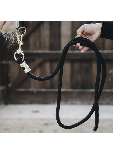 Kentucky Horse Lead Rope Basic Black 2M