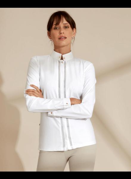 DADA Venezia Riding Competition Shirt White
