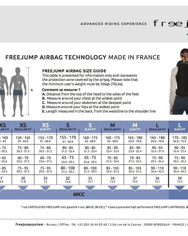 Freejump Freejump Airbag Vest