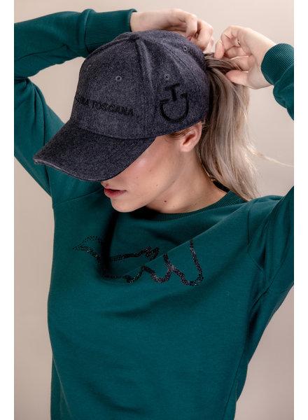 Cavalleria Toscana CT Wool Baseball Cap 8989