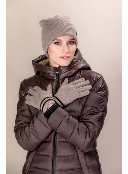 Cavalleria Toscana Unisex Wool Gloves 8960