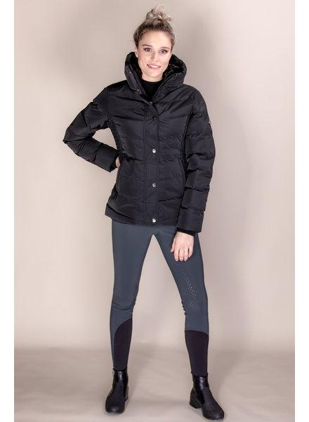 Le Mieux Loire Short Coat Black