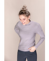 Harcour Pullover Shinning Grey