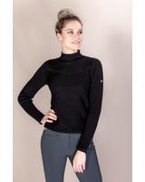 Harcour Pullover Shinning Zwart