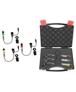 NXT Illuminated Hanger Set | 3+1