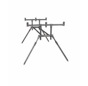 MAD Compact Stainless Steel Rod Pod | 3 Rods