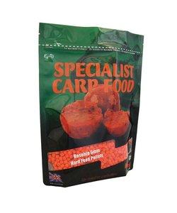 Rosehip hard feed pellets