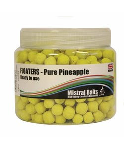 Pure pineapple floaters